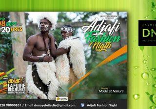 DNAFRICA-DN AFRICA-ADJAFI FASHION NIGHT -2017