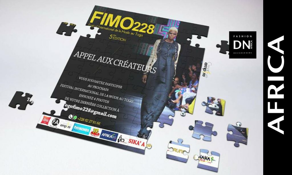FIMO 228 Model casting call – 5th Edition Lome 2018