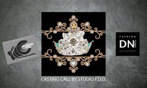 CASTING CALL BY STUDIO FDO
