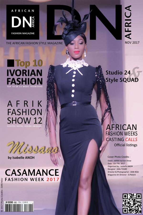 Gilles Toure Ivory Coast Fashion Designer Dn Africa Magazine