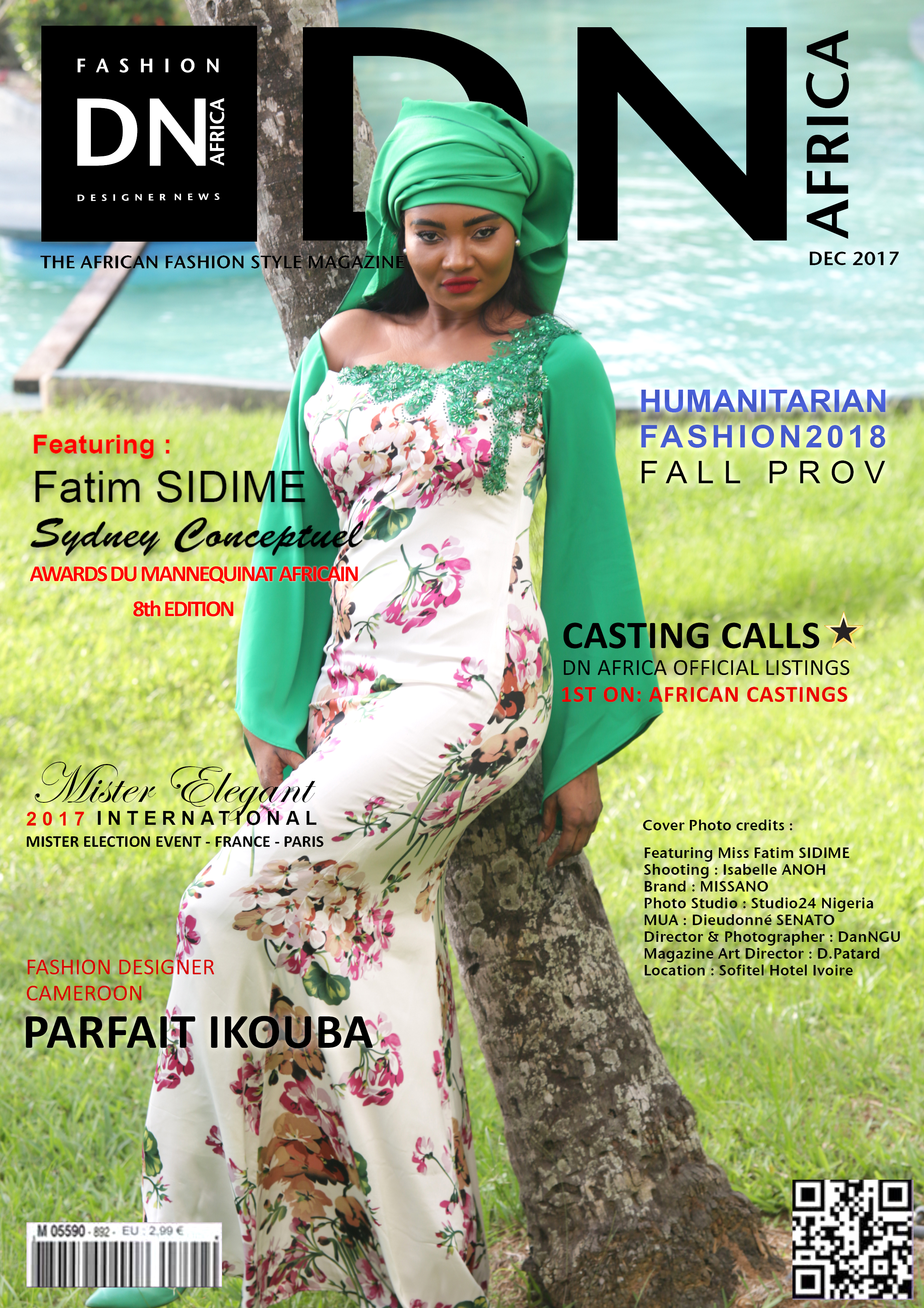 December 2017 Fashion Style Magazine Dn Africa