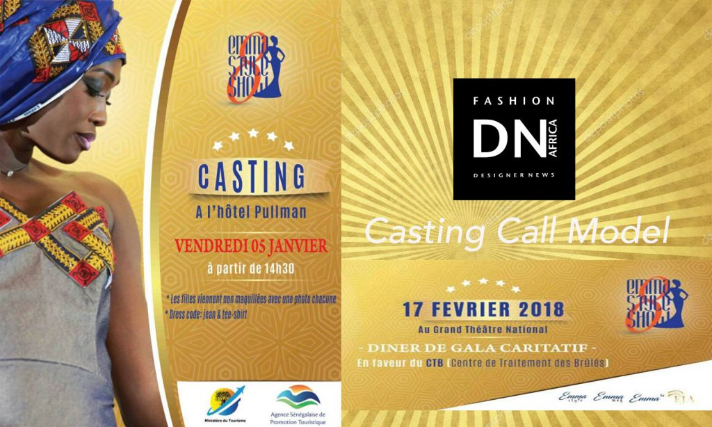 EMMA STYLE 8TH ED – Casting Call