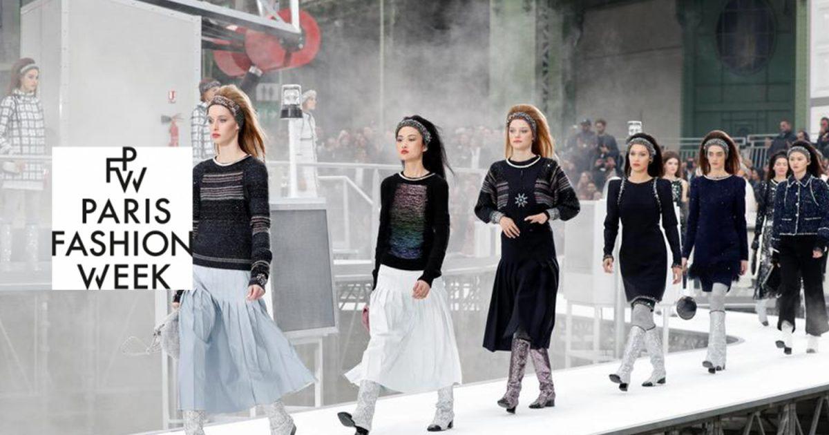 Paris Fashion Week Spring  Trends