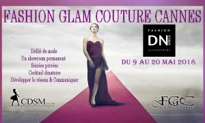 Fashion Glam Couture  Cannes Festival