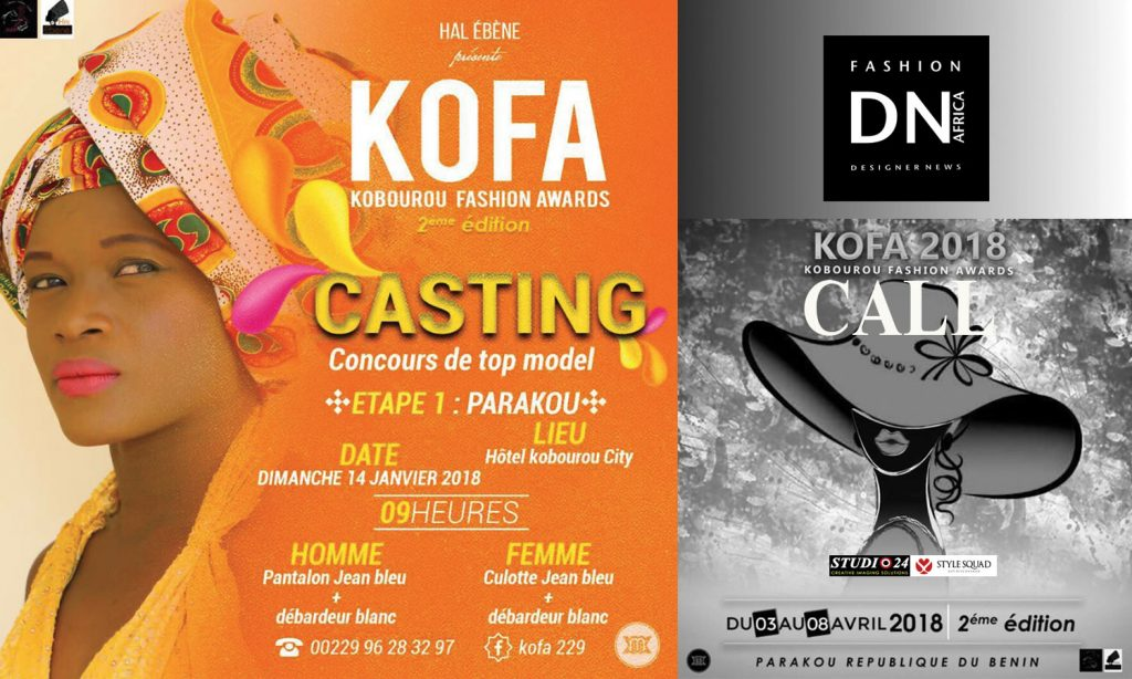 Kobourou Fashion Awards – Kofa 2018