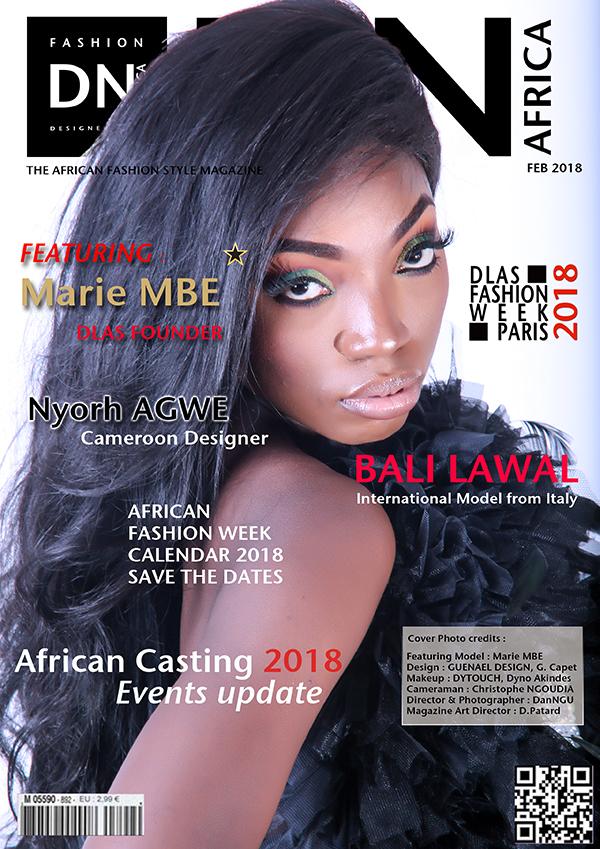 Marie-MBE-DLAS-DNAFRICA-Cover-feb-2018