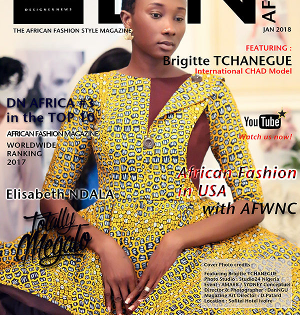 African Fashion Style Magazine January 2018 Dn Africa Dn Africa Magazine
