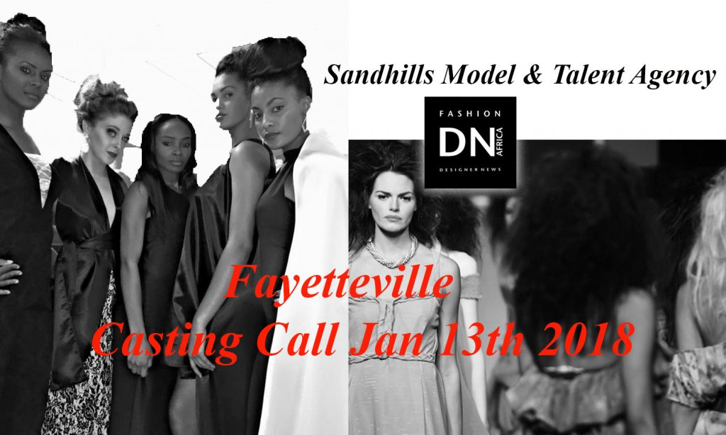 SandhillsModel & Talent Casting Call