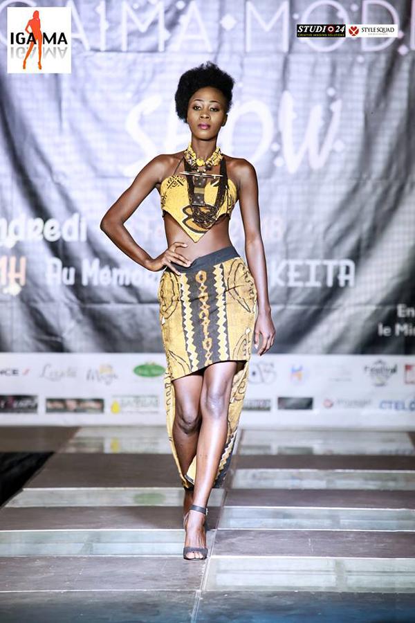 AFRICAN-FASHION-STYLE-MAGAZINE-IGAIMA-MODEL'S-SHOW-FADI-MAIGA-TIMFA-SANGARE-INDIRA-yanni-domingo-Samba Abou Arafa-dn-africa-studio-24-nigeria