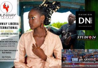 AFRICAN FASHION STYLE MAgazine -Runway Liberia-rl-Junda Morris Kennedy -DN AFRICA-STUDIO 24 NIGERIA