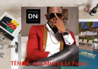 AFRICAN FASHION STYLE MAGAZINE-TÉNOR - TENOR, aka Mister Le Fiang - MARIE MBE-DN AFRICA-STUDIO 24 NIGERIA