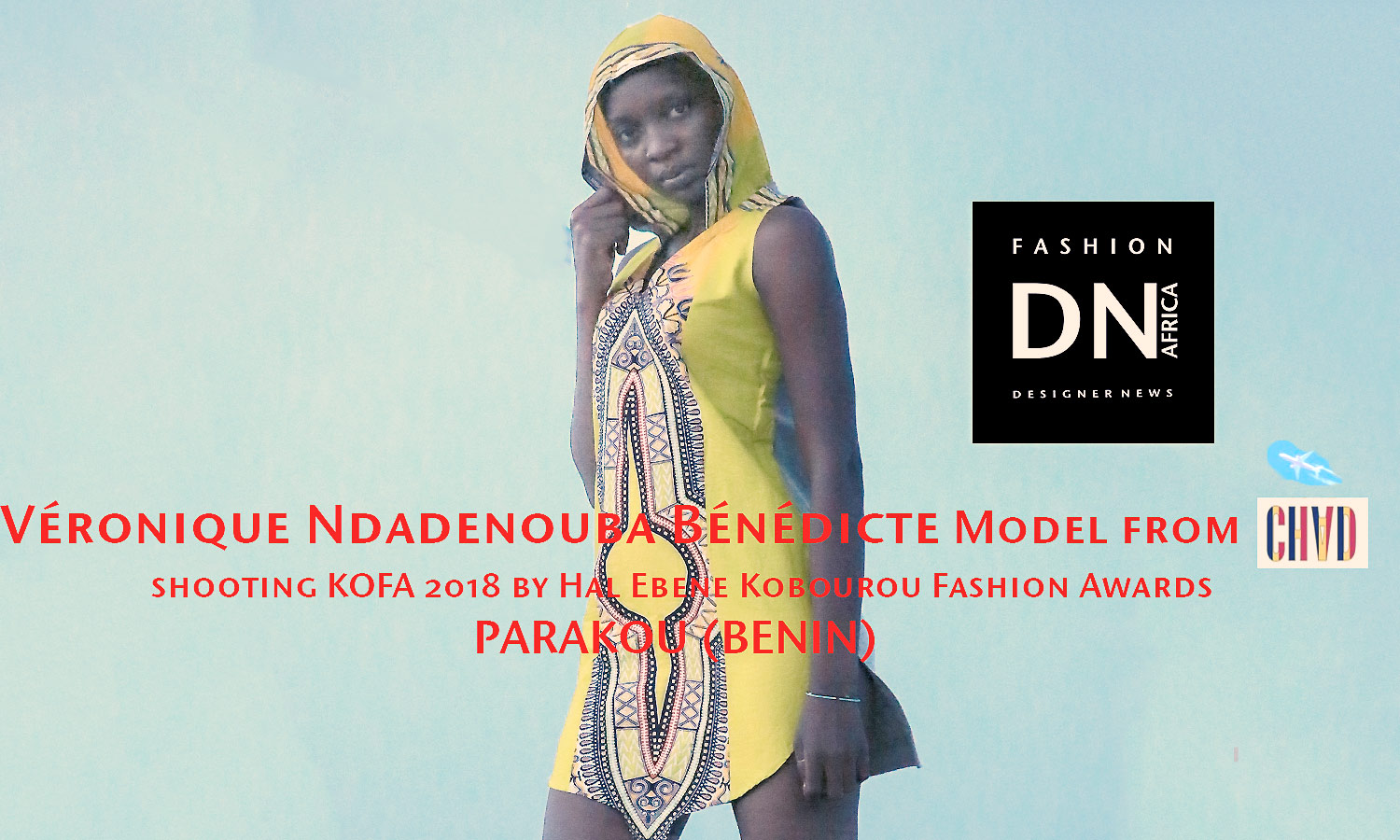 AFRICAN FASHION STYLE MAGAZINE-KOFA-KAMISSOKO -Véronique ndadenouba Bénédicte FROM TCHAD - DN AFRICA - STUDIO 24 NIGERIA
