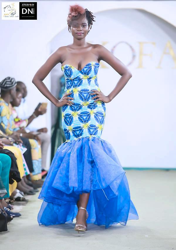 Halil Abdoulaye Kobourou Fashion Awards Kofa Dn Africa Magazine