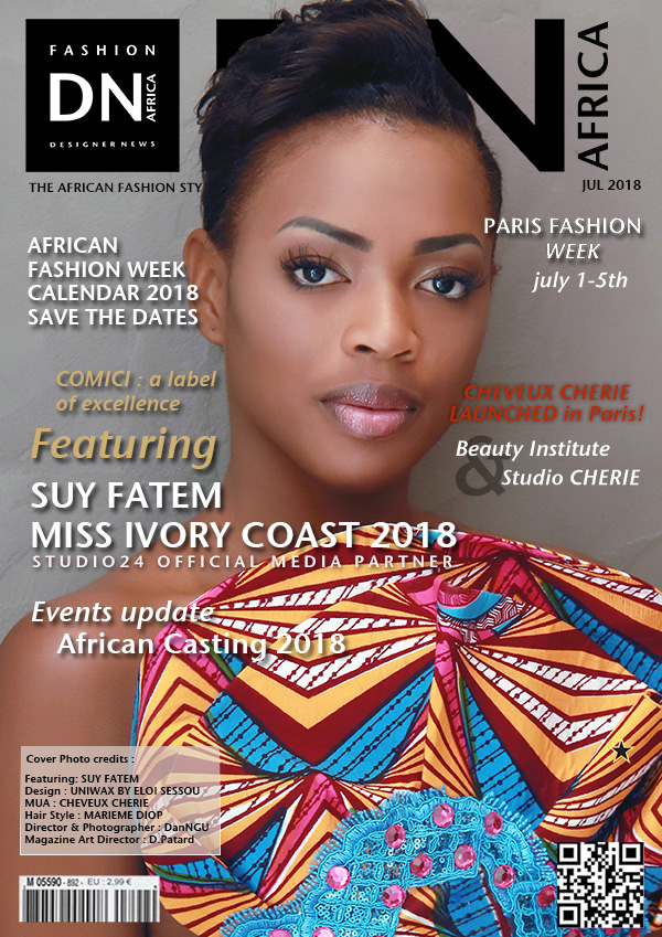 Featuring SUY FATEM - DN AFRICA, African Fashion Style Magazine, Fashion Style Magazines