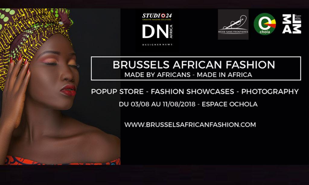 """Brussels African Fashion """"BAF"""""""