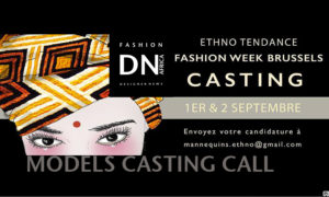 ETHNO TENDANCE MODELS CASTING CALL