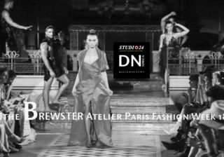 "AFRICAN FASHION STYLE MAGAZINE - Kithe Brewster's ""Art of Draping"" PFW 18 - Media Partner DN MAG, DN AFRICA -STUDIO 24 NIGERIA - TOTEM FASHION"