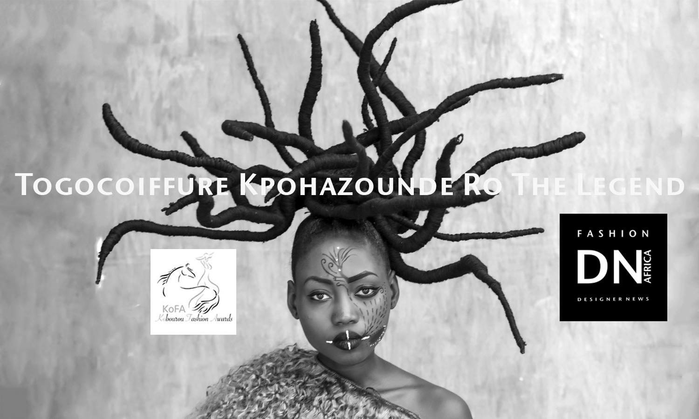 AFRICAN FASHION STYLE MAGAZINE - Togocoiffure Kpohazounde - Ro The Legend - kofa 2018 -KOROBOU FASHION AWARDS 2018 2ND EDITION - ORGANIZER HAL EBENE - DN AFRICA - STUDIO 24 NIGERIA -