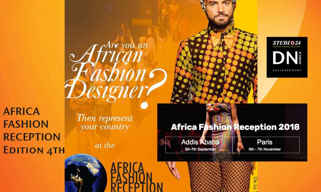 AFRICA FASHION RECEPTION Designer Call