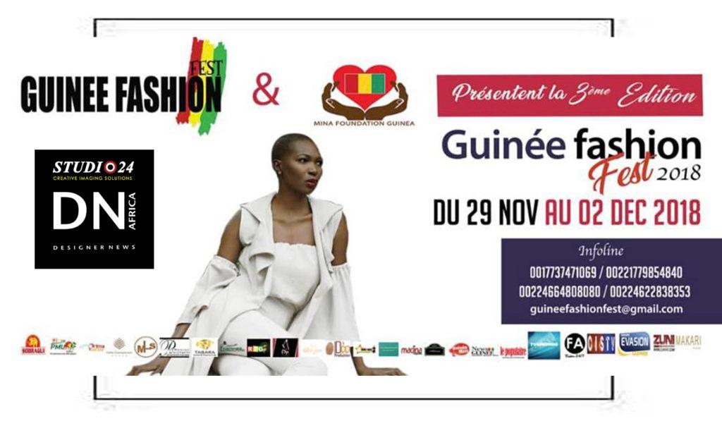 Guinee Fashion Fest 2018