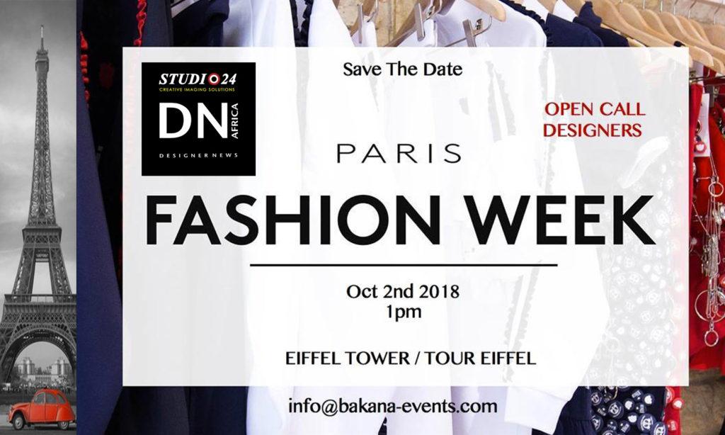 BAKANA PARIS FASHION WEEK