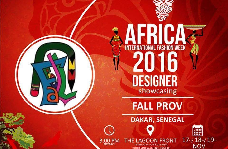 Africa International Fashion Week 2016