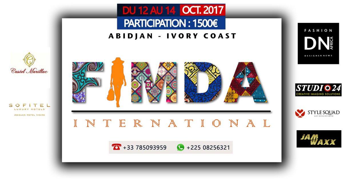 Mode Africaine -DNAFRICA-visual-FIMDA-ABIDJAN-2017