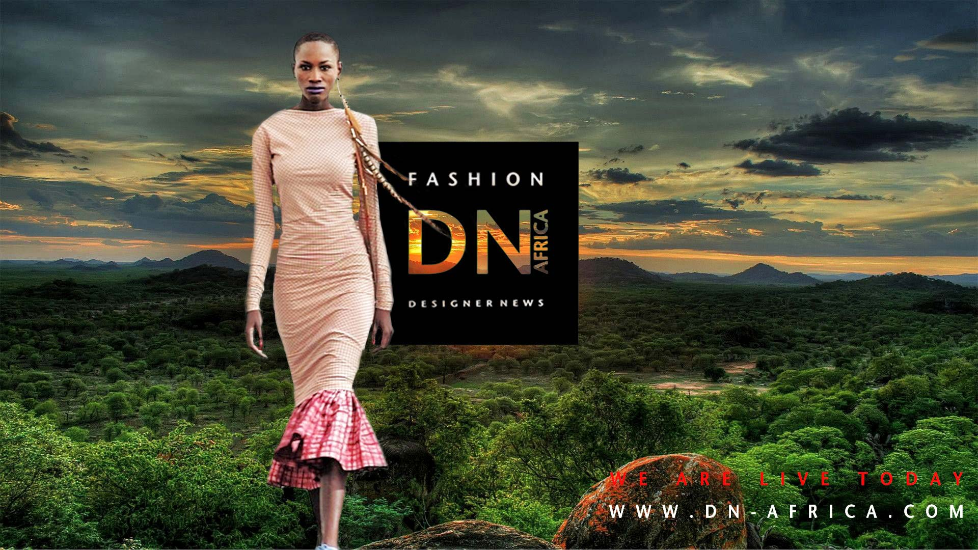 DN Africa is Live! Today.