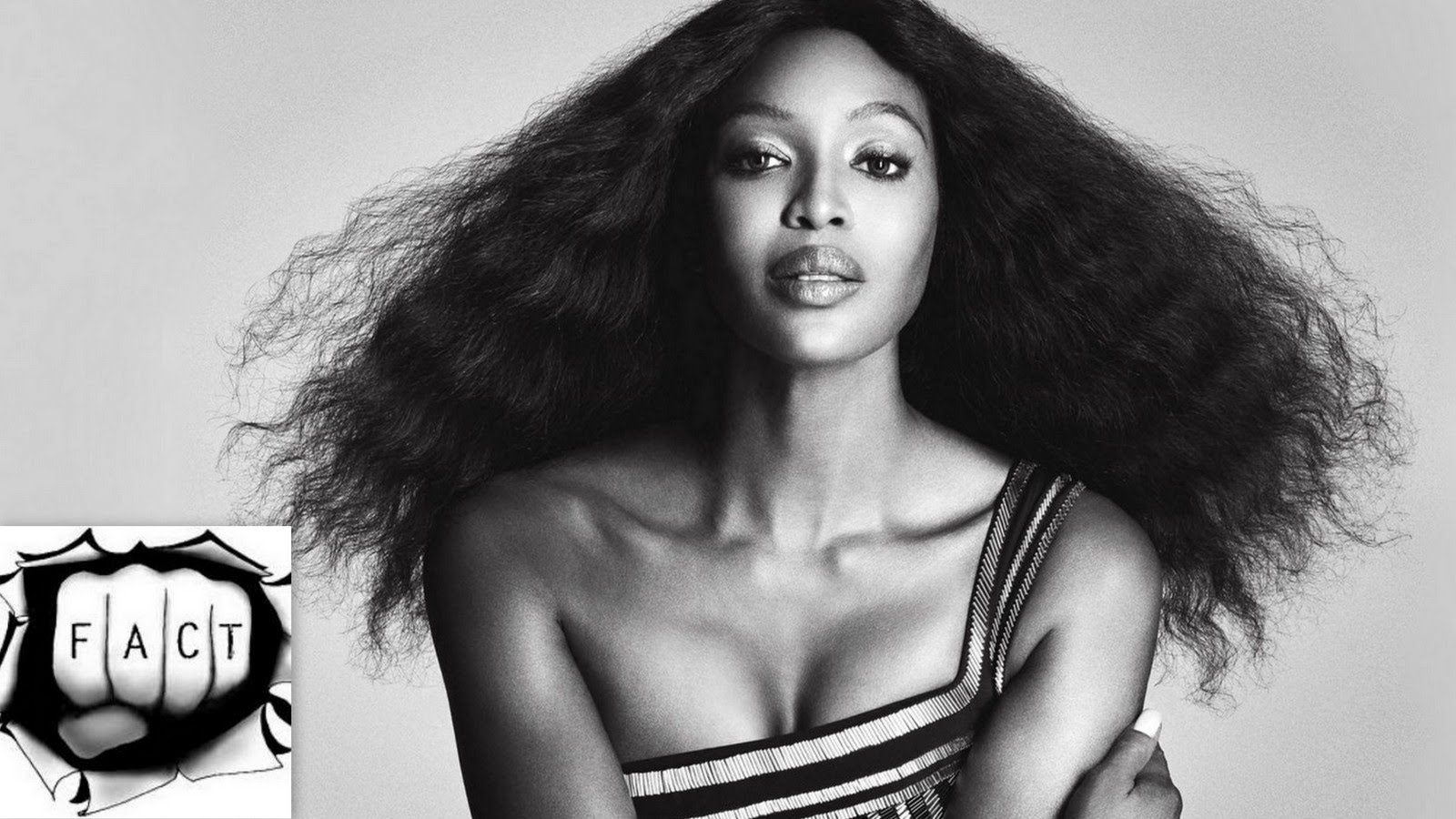 Top 10 black super models dn africa magazine