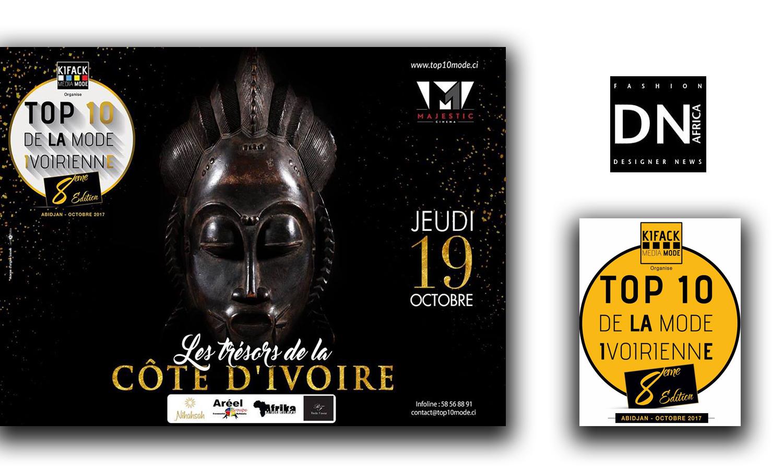 DNAFRICA-DN AFRICA-TOP 10-2017 de la mode Ivoirienne