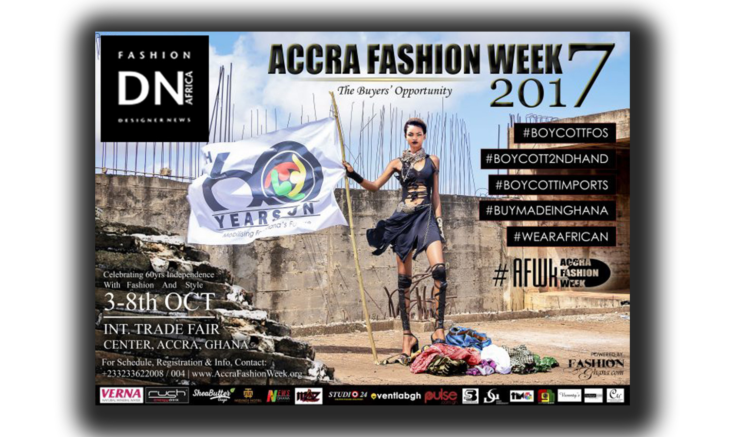 ACCRA FASHION WEEK 2017