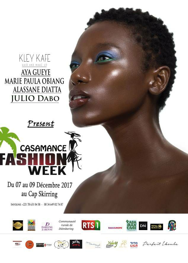 DNAFRICA-DN AFRICA-CASAMANCHE FASHION WEEK 2017