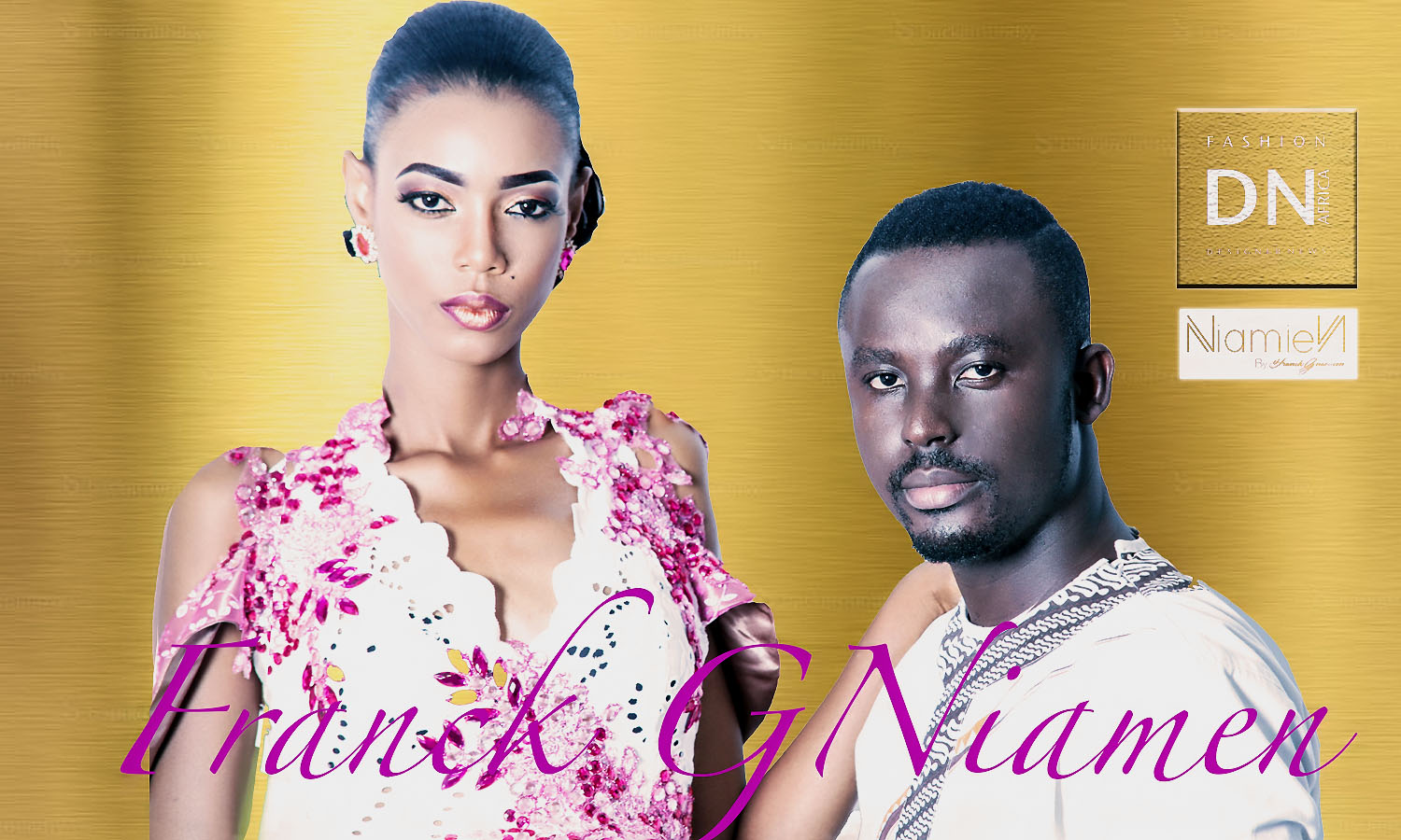 MODE AFRICAINE-FRANK GNAMIEN-DNAFRICA-AFRICAN STYLE