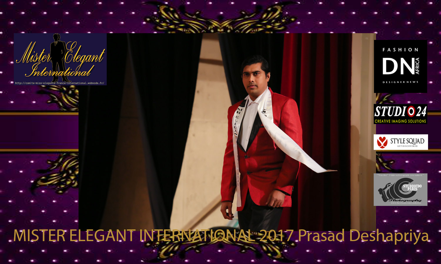 MODE AFRICAINE-MISTER ELEGANT INTERNATIONAL-2017-DNAFRICA-AFRICAN FASHION STYLE