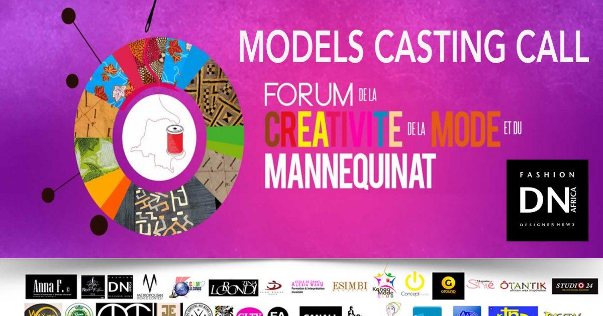 Kmc Awards 2018 Casting Call Fashion Event