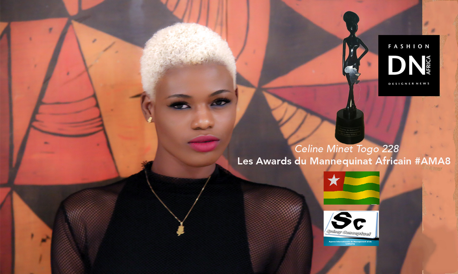 african-fashion-magazine-ama8-les awards du mannequinat africain-CELINE MINET-International-Model-from-TOGO - dn africa - STUDIO 24 NIGERIA, FATIM SIDIME FOUNDER OF LA SAGA DES MANNEQUINS - SYDNEY CONCEPTUEL