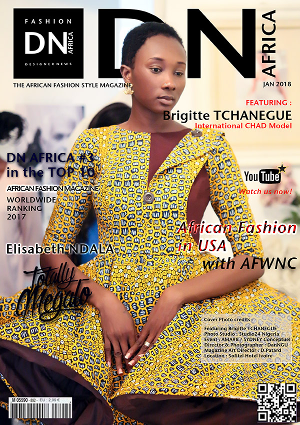 Dnafrica Magazine Cover Home Jan 2018