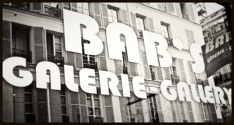 BAB's Galerie - Gallery