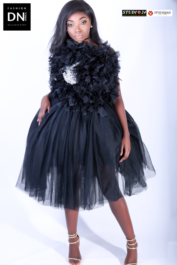 AFRICAN FASHION MAGAZINE-GUENAEL DESIGN - Marie Mbe - ESTELLE FANKEM - DY TOUCH-DN AFRICA- STUDIO 24