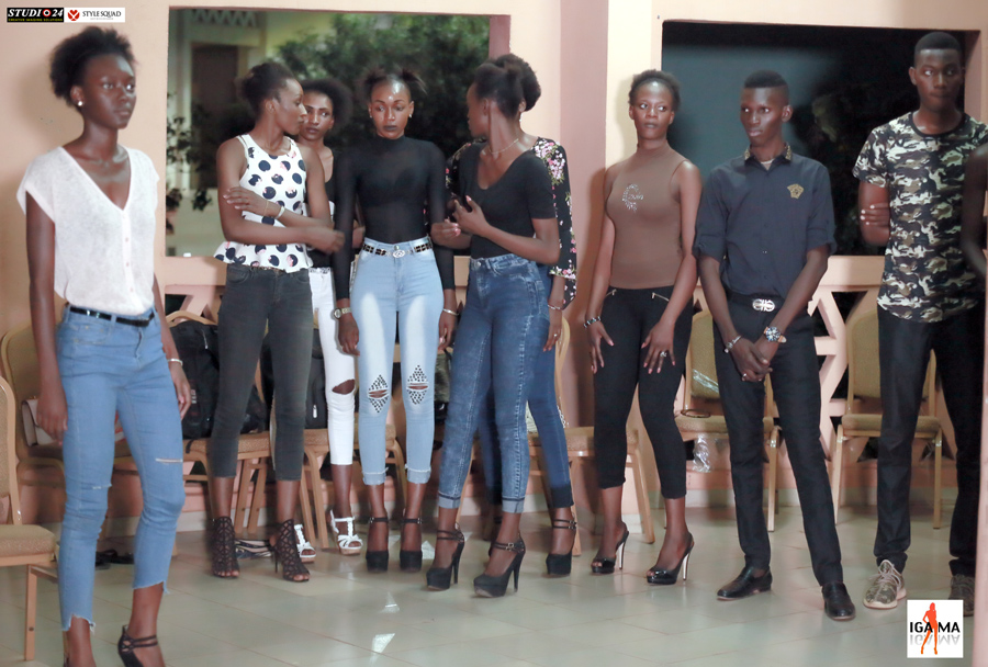 african fashion style magazine-Igaïma Model's SHOW- fadi maiga-princess kamatari master class mali-dn africa-studio 24 nigeria