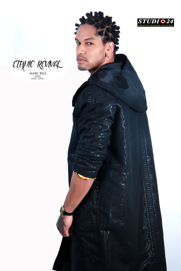 AFRICAN FASHION STYLE MAGAZINE-ETHNIC SURVIVAL- MARC BELL- AYANESS GOMIS - DN AFRICA-STUDIO 24 NIGERIA