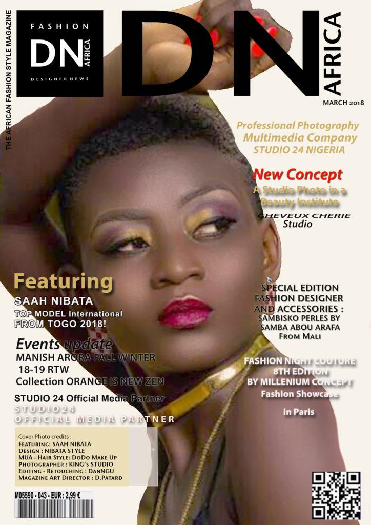 saah nibata top model international from togo dn africa. Black Bedroom Furniture Sets. Home Design Ideas