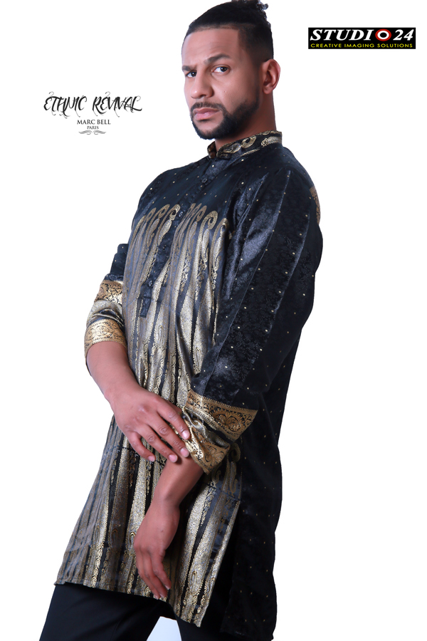 AFRICAN FASHION STYLE MAGAZINE-ETHNIC SURVIVAL- MARC BELL - OLIVIER BAH - AYANESS GOMIS - DN AFRICA-STUDIO 24 NIGERIA