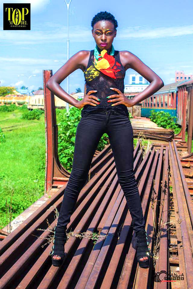 AFRICAN-FASHION-STYLE-MAGAZINE-TOP MODEL CHALLENGE - BATA STYLE - GLOIRE-MOUNDAGO-MODEL-CONGO-BRAZZAVILLE-DN-AFRICA-STUDIO-24-NIGERIA