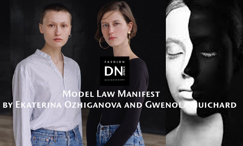 AFRICAN-FASHION-STYLE-MAGAZINE - MODEL LAW - Ekaterina Ozhiganova AND Gwenola Guichard - DN-AFRICA-STUDIO-24-NIGERIA