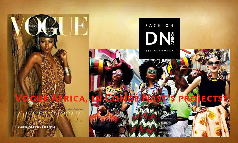 AFRICAN FASHION MAGAZINE - VOGUE ARABIA - BRITISH VOGUE - NAOMIE CAMPBELL - DN AFRICA - STUDIO 24 NIGERIA