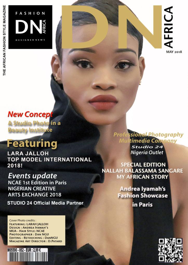 AFRICAN FASHION STYLE MAGAZINE