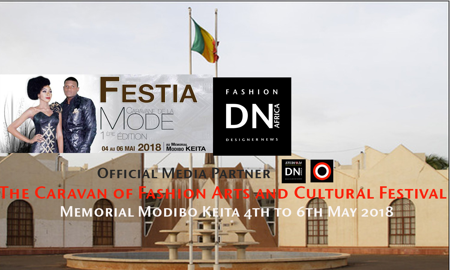 AFRICAN FASHION STYLE MAGASINE - FESTIA-Caravan-of-Fashion-Arts-and-Cultural-Festival 2018 BY BORTHINI - DN AFRICA - STUDIO 24 NIGERIA
