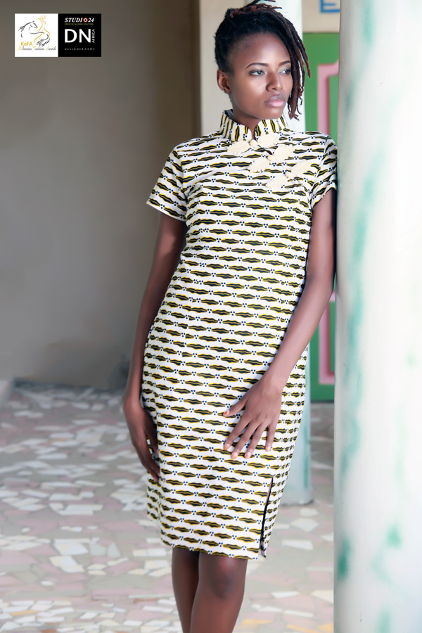 AFRICAN FASHION STYLE MAGAZINE – Event KOFA 2nd Edition Organized by Hal Ebene Kobourou Fashion Awards from Parakou (Benin) – Designer 226 KARA from Burkina by Rahiza KABORE- Model Coulibali Sfeffanie from Burkina – Exclusive contents for DN AFRICA and STUDIO 24 NIGERIA.