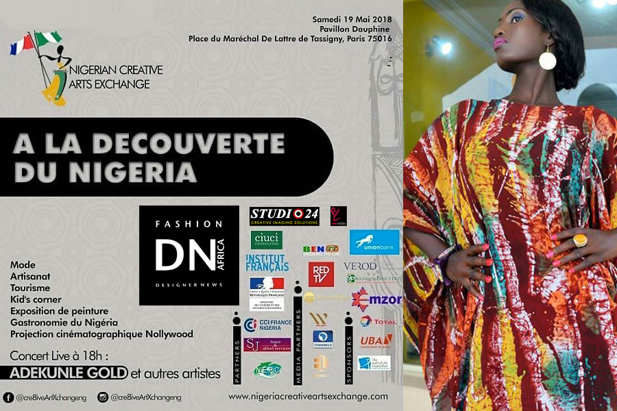 AFRICAN FASHION STYLE -NIGERIAN-CREATIVE-ARTS-EXCHANGE - DN AFRICA - STUDIO24 NIGERIA - Indirâh Events & Communication
